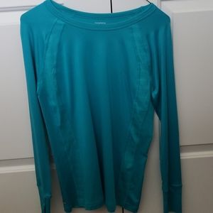 Base layer stretchy top